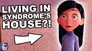 The Incredibles Are Living In Syndrome