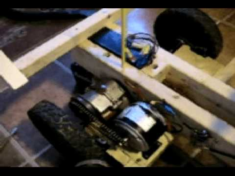 how to make a go kart by tribs
