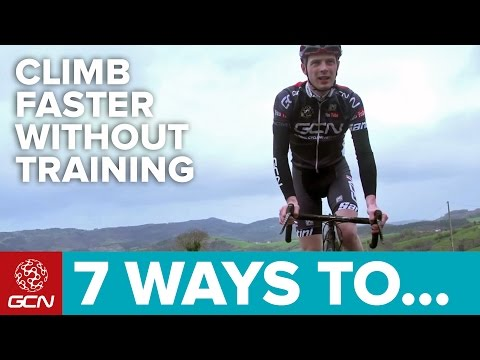 7 Ways To Climb Faster Without Training