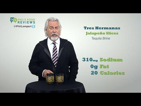Tres Hermanas Spirit Brine Peppers Tequila-Brined Jalapeños is a HIT 10/28