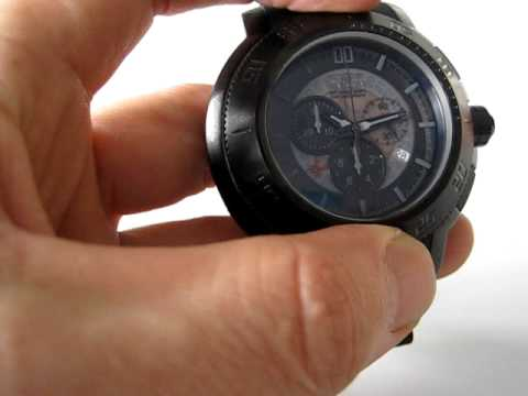 Kish.nl video Invicta Sea Spider 11 Red spin 5915 horloge - watch - uhr