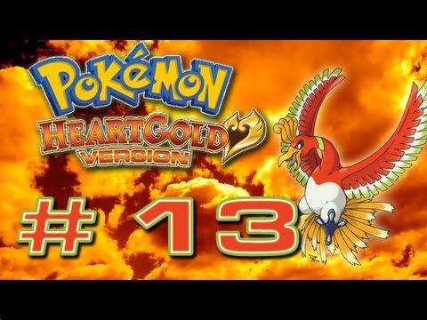Pokémon HeartGold - # 13 ( Ciudad Iris