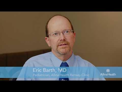 Immunizations: Eric Barth, MD