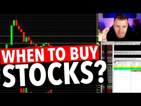 When to Buy and Sell Stocks!