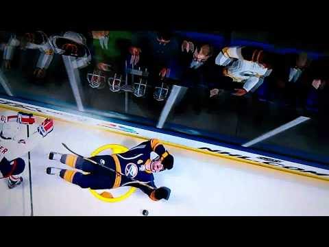 How injuries should be simulated!!! Via NHL 14