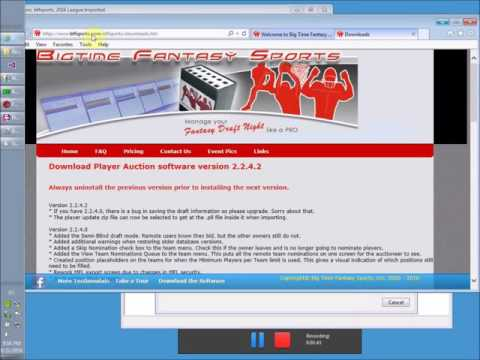 FATBox driver manual installation - Player Auction Version 2 - Windows 7