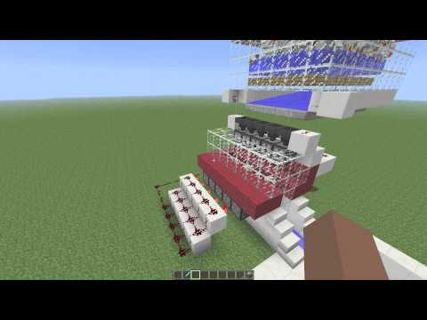 1.5 ~ FULLY Automatic Feather / Chicken Farm. MINECRAFT
