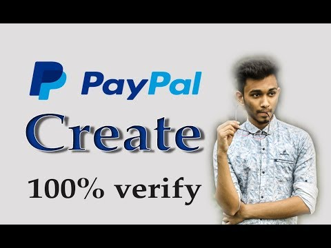how to create a paypal account | create a business paypal account Bangladesh | paypal 100%  verify