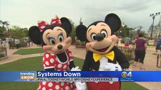 TRENDING: Disney Systems Went Down Online, Official App