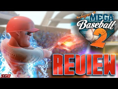 Super Mega Baseball 2 Review