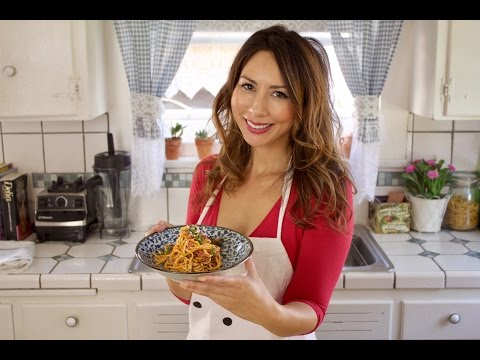 How to make Bolognese Sauce with Spaghetti