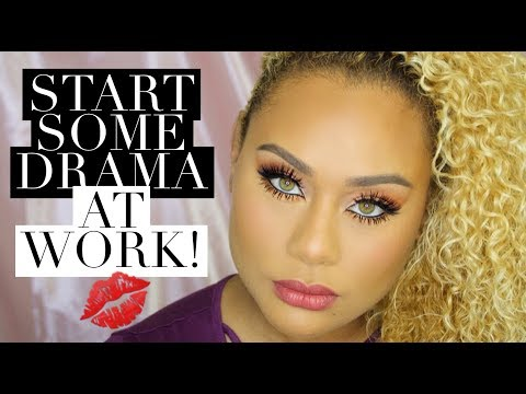 Add A Little Drama To Your Work Makeup: So much info!