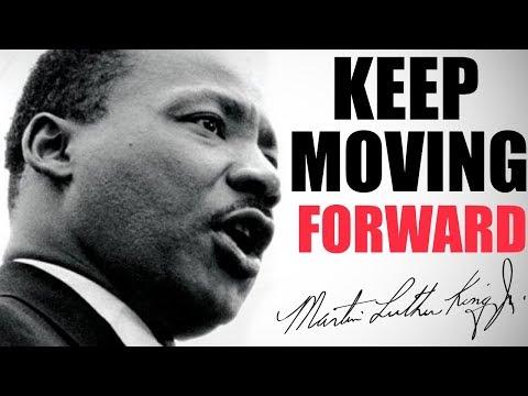 Keep Moving To Get Success – Martin Luther King Jr. - Hindi