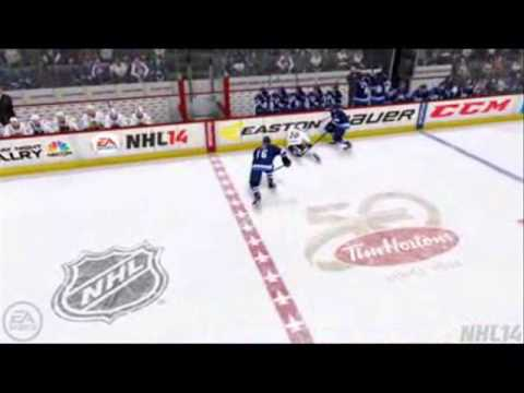 Nhl 14 quick line change