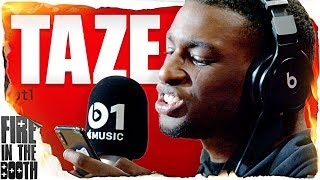 Taze - Fire In The Booth