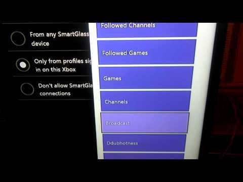 Xbox one Twitch broadcasting error fix