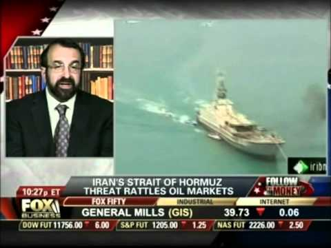 Robert Spencer discusses Iran and Obama on Fox's Follow the Money, December 14, 2011