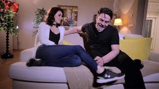 Download Beyaz Show- Beyaz'ın evine giden Ayşe Hatun Önal'ın zor anları! Video