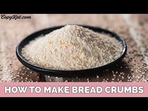 How to Make Bread Crumbs - CopyKat.com