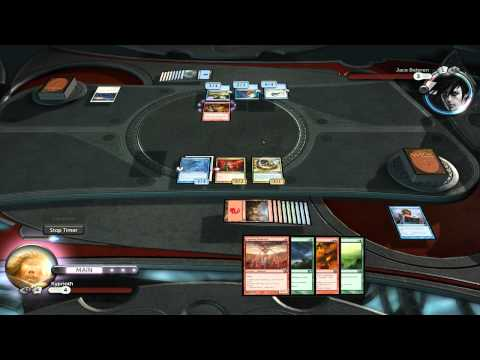 Magic: The Gathering -  Duels of the Planeswalkers 2012 - Challenge - Master Your Destiny
