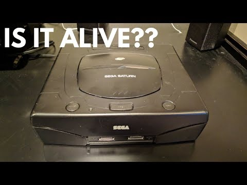 What Happens When You Play SEGA SATURN IN 2018??