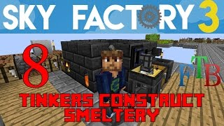 How To: Build & Use The Smeltery! [Tinkers Construct