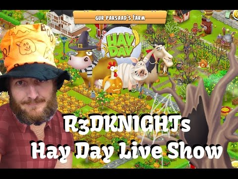 Hay Day Live - with R3DKNIGHT - Chat & Play, Reviews, Tips, and 2 Farms