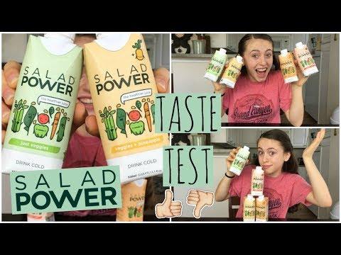 Juice TASTE TEST?!
