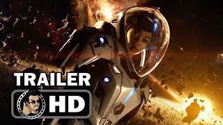 STAR TREK: DISCOVERY - First Look Trailer (2017) Sonequa Martin-Green