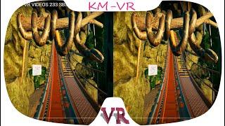 Jungle 3D-VR VIDEOS 233 SBS Virtual Reality Video 2k google cardboard