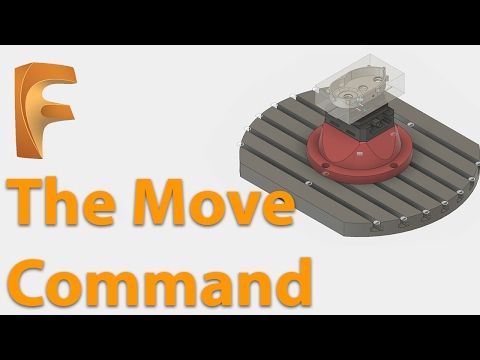 Move Bodies vs. Move Component in Fusion 360 [Beginner]