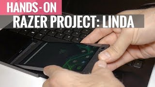 Razer Project: Linda hands-on review