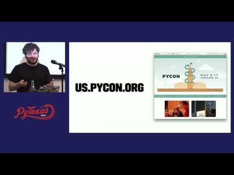 Ernest W. Durbin III - Keeping Python Online (PyTexas 2017 Keynote)