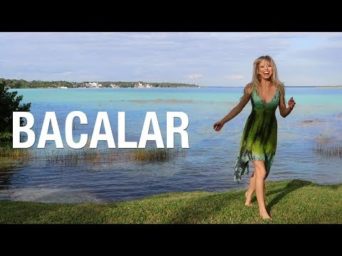 Let's go to Bacalar, Mexico!   Superholly