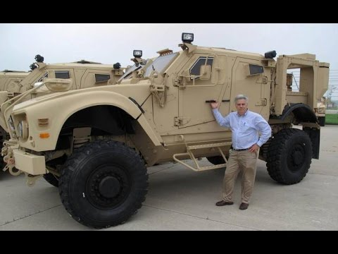 20 Military Vehicles You Can Actually Own