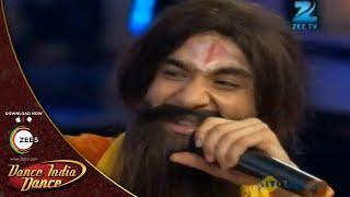 Raghav's MOST FUNNY Mimicry of RAMDEV BABA - DID L'il Masters Season 2