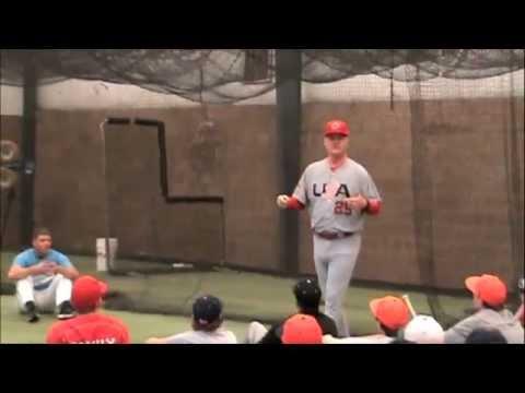 USA Baseball Coach Butch Chaffin - Talking About Making the USA Baseball Teams.m4v