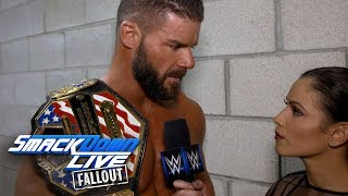 "Is Bobby Roode the next ""legend killer?"": SmackDown LIVE Fallout, Feb. 13, 2018"