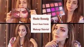 HudaBeauty Desert Dusk | Makeup Tutorial