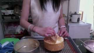 How To Make Chiffon Cake Simplest And Easiest Recipe
