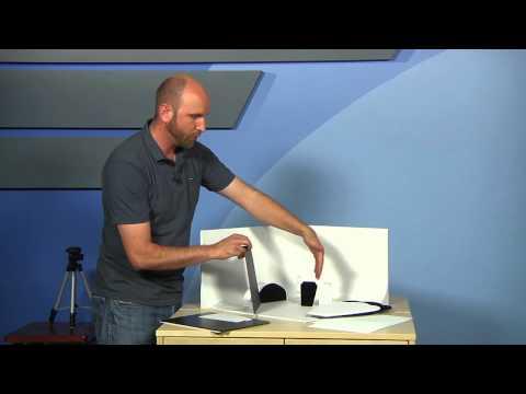 MyStudio Tabletop Photo Studio: Product Reviews: Adorama Photography TV