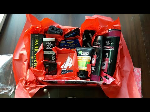 Valentine's Day Gift Basket for Men