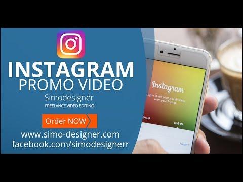 INSTAGRAM Promo video