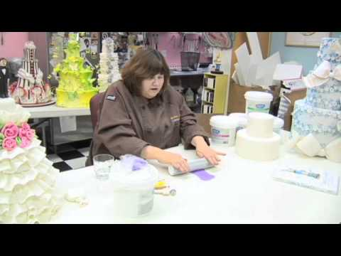 Colette Peters How to Make Elegant Satin Ice Ribbon Roses