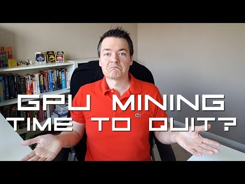 GPU Mining - Don't Quit, What To Do When Things Get Tough