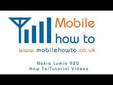 How to delete photos/pictures - Windows Phone 8/Nokia Lumia 920