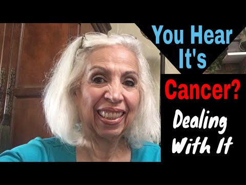 Facing Cancer - These Insights Might Help
