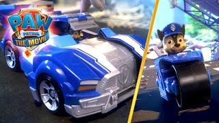 PAW Patrol Chase Transforming City Cruiser!