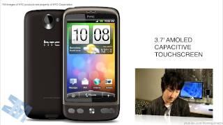 MWC 2010: HTC Legend, HTC Desire, HTC HD mini