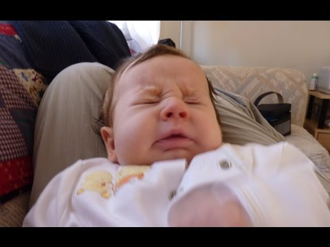Funny Babies Sneezing Video Compilation (2013)